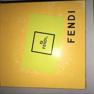 Fendi Accessories - Fendi College Belt